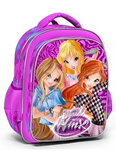 Wf Winx Kız Çocuk İlkokul Sırt Çantası 63248 Pembe